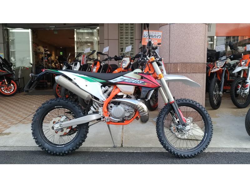 KTM 250EXC TPI SIXDAYS