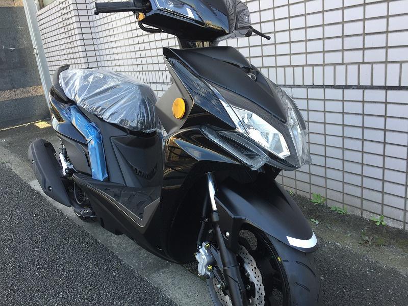 キムコ レーシングS125