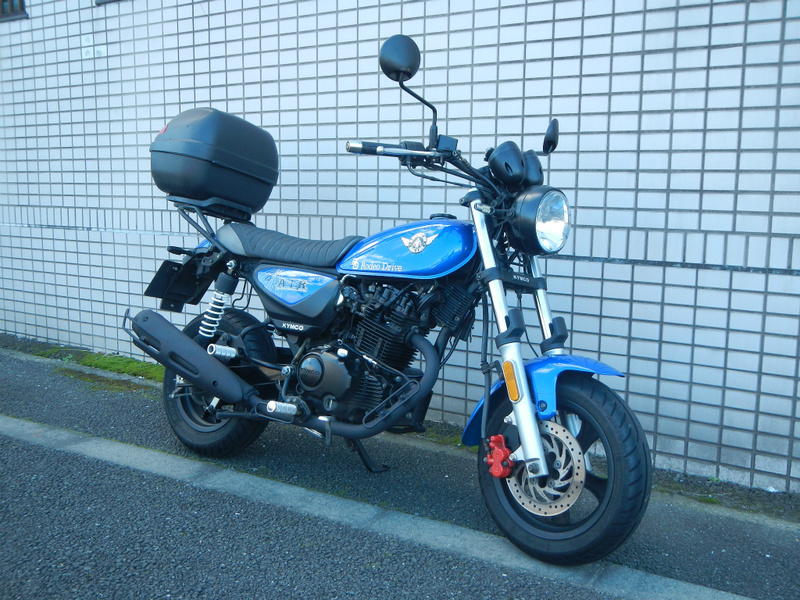 キムコ AIR150