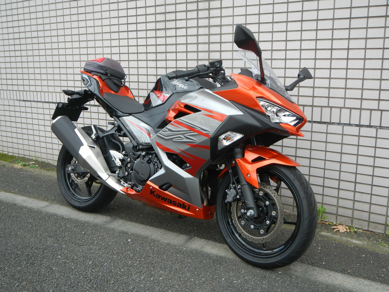 ニンジャ400