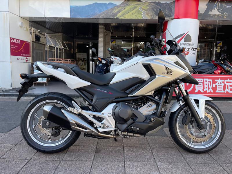 NC750X デュアルクラッチトランスミッション ABS