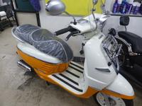 プジョー SUM-UP125