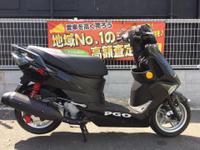 PGO ティグラ125
