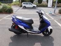 シグナス125X SR FI