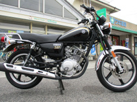 YBR125SP