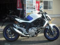 グラディウス400 ABS