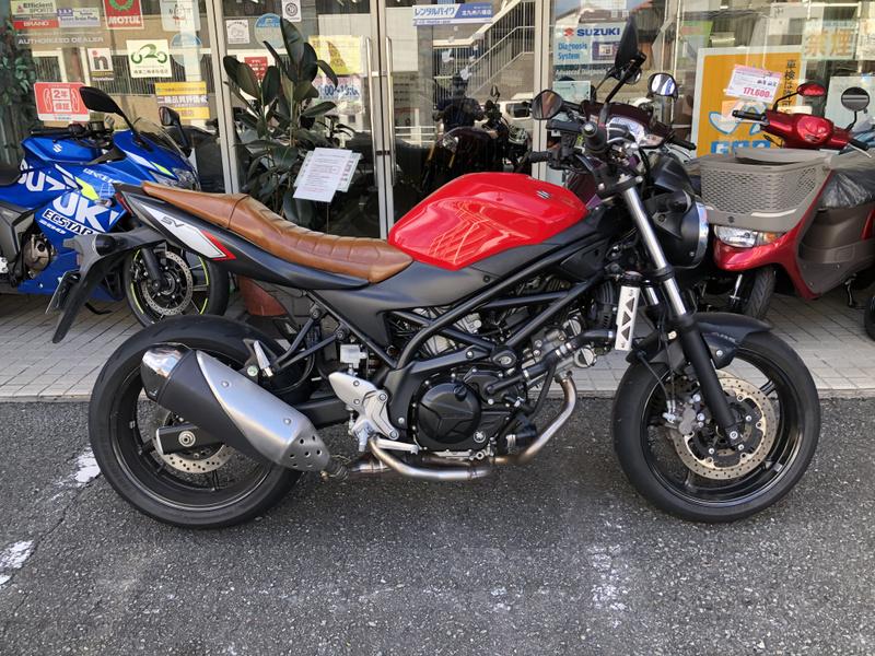 SV650 ABS