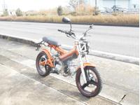 ザックス マダス125
