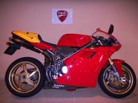 ドゥカティ 996モノポスト