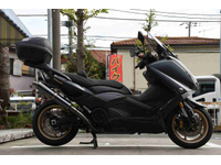 T-MAX530 ABS IRON MAX