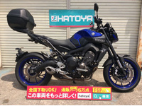 MT-09 ABS