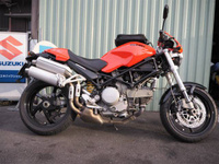 ドゥカティ M800モンスターS2R