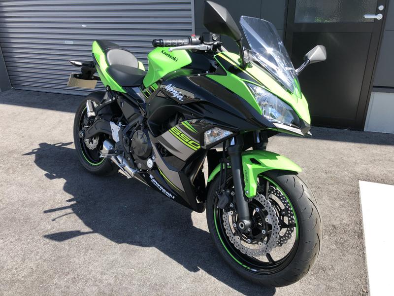 Ninja 650 ABS KRT ED
