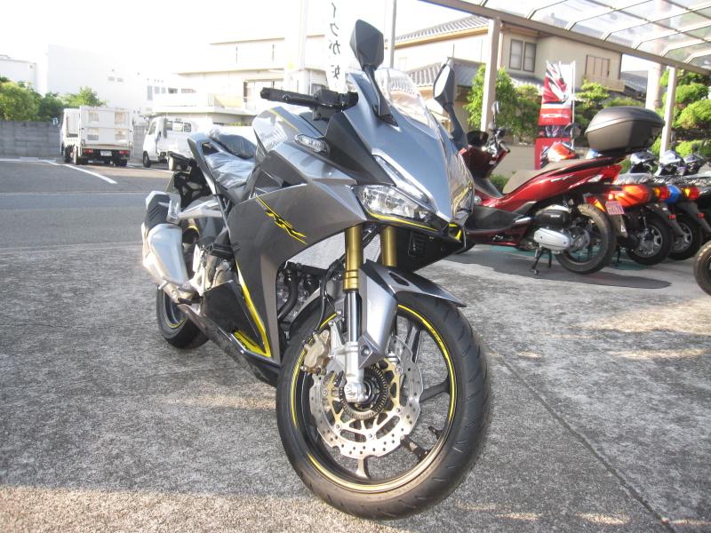 CBR250RR ABS