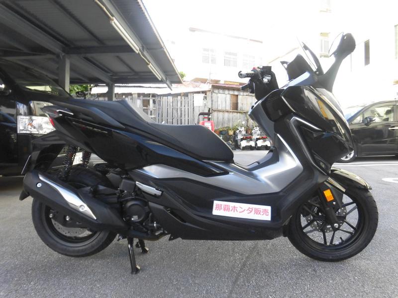 フォルツァ250