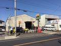 店前に駐車場完備です!是非、お車でもバイクでもご来店ください。