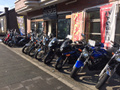 原付から大型バイクまで多数在庫しております!