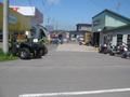 オートバイ、ATV、SnowBikeなど北海道の気候を生かして営業してます。