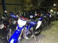 店内には各種バイクの在庫を取り揃えています♪バイクの購入は当店にお任せください!