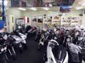 今人気の125CCクラスも多数展示中!当店独自のノウハウでバイク通勤生活応援します!