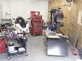 運輸局認証工場完備で、車検・整備も安心です。