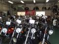 ♪欲しいバイクがきっと見つかる♪ 店舗も大きく、在庫豊富!是非一度見に来てください♪