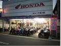 当店はホンダプロス店です。ヤマハ、スズキ車もお取扱いしております。