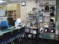 用品・商談スペースもあります。