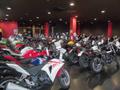 国産館2F中古車コーナー!!スクーターからビッグバイクまで中古車の豊富な在庫ならお任せください!