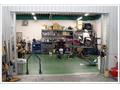 認証工場完備、安心のアフターサービスです。