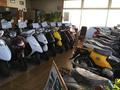もちろん50~125ccクラスのミニバイクも豊富に取り揃えております!きっとお探しの一台が見つかりますので、是非ご来店下さい!