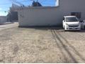 広い駐車場も完備してます。