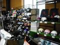 ヘルメット多数取り揃えています。